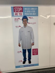 Full size PPE Check board