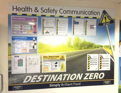health and safety board
