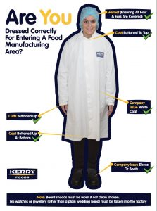 Full length PPE Check board