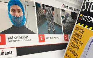 PPE procedures