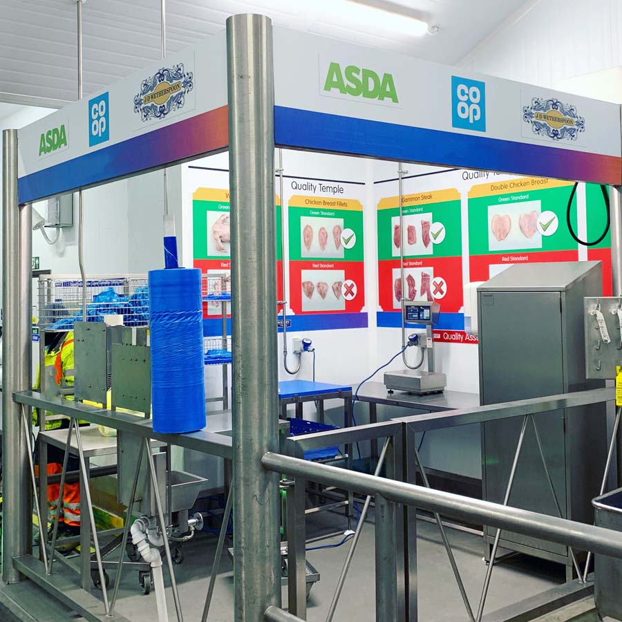 quality stations quality check station locker standards