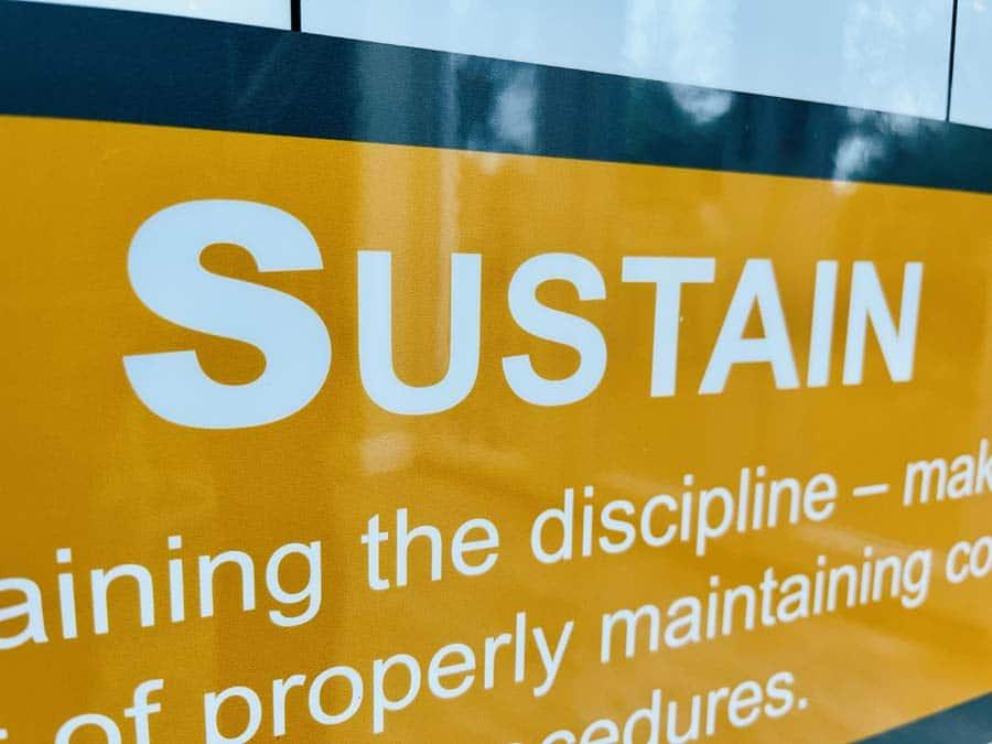 Fifth 5S - Sustain - 5S board