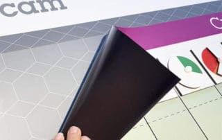 Magnetic overlay for modular visual management board