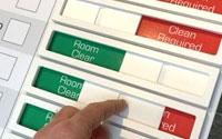 Red / Green status sliders
