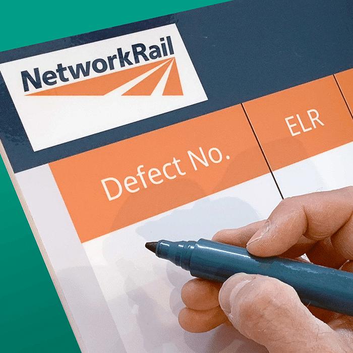 network-rail-board visual management board accessories dry wipe